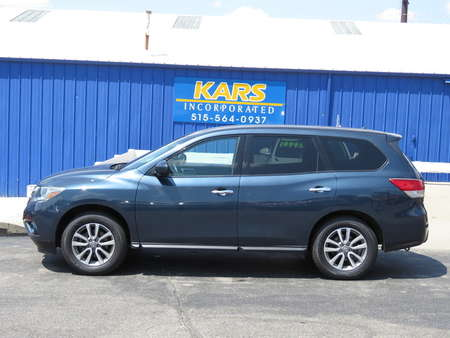 2014 Nissan Pathfinder S 4WD for Sale  - E70601  - Kars Incorporated
