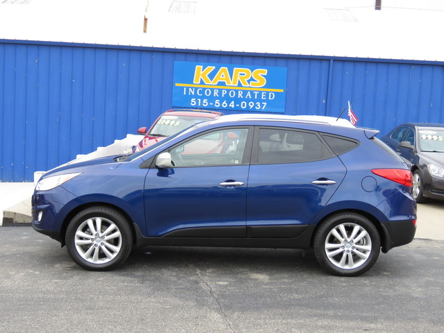 2011 Hyundai Tucson Limited AWD  - B71631P  - Kars Incorporated