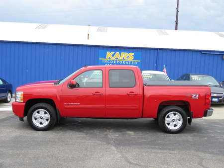2013 Chevrolet Silverado 1500 LT 4WD Crew Cab for Sale  - D00380  - Kars Incorporated