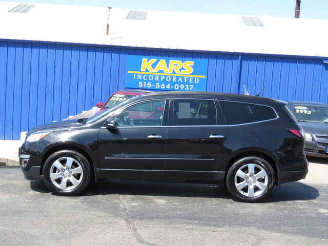 2013 Chevrolet Traverse LTZ  - D12037P  - Kars Incorporated
