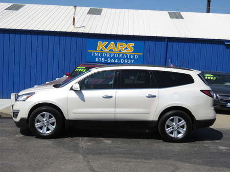 2013 Chevrolet Traverse LT for Sale  - D21646P  - Kars Incorporated