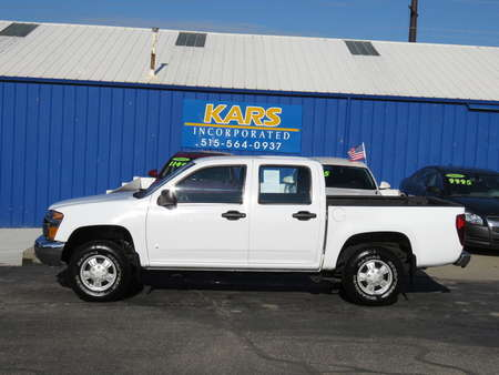 2008 GMC Canyon SLE1 4WD Crew Cab for Sale  - 806835P  - Kars Incorporated