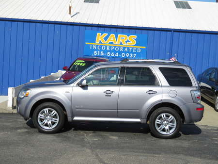 2008 Mercury Mariner Premier 4WD for Sale  - 830711P  - Kars Incorporated