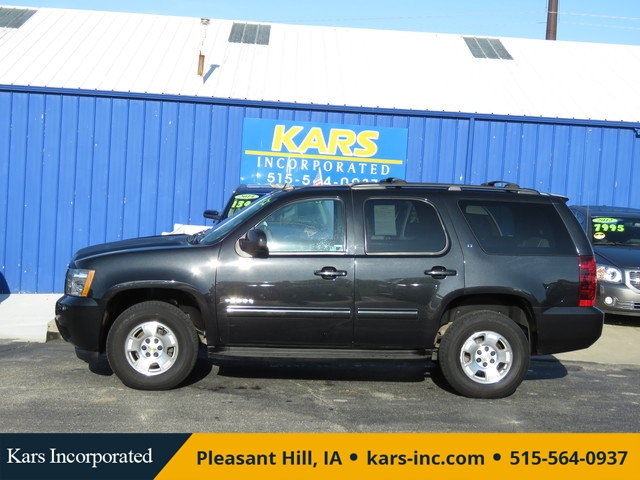 2013 Chevrolet Tahoe LT 4WD  - D41912P  - Kars Incorporated