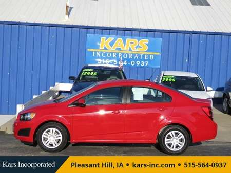 2012 Chevrolet Sonic LS for Sale  - C48813P  - Kars Incorporated