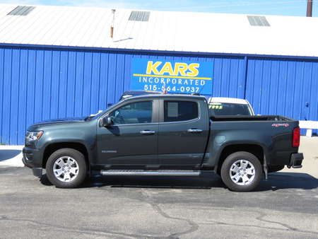 2018 Chevrolet Colorado 4WD LT Crew Cab for Sale  - J02141P  - Kars Incorporated
