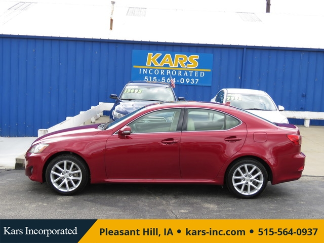 2011 Lexus IS 250  - Kars Incorporated