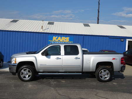 2013 Chevrolet Silverado 2500HD LTZ 4WD Crew Cab for Sale  - D93111P  - Kars Incorporated