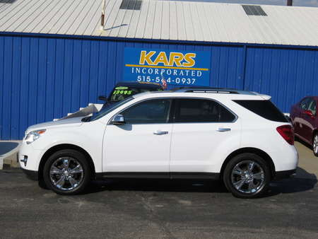 2010 Chevrolet Equinox LTZ AWD for Sale  - A72900P  - Kars Incorporated