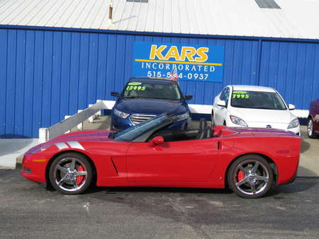 2007 Chevrolet Corvette Convertible for Sale  - 702049  - Kars Incorporated