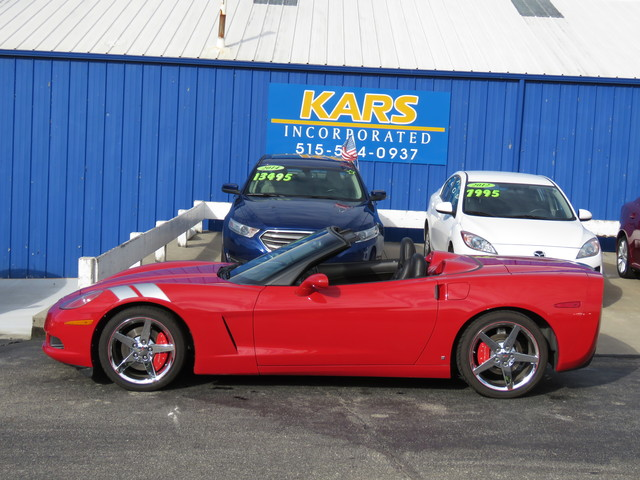 2007 Chevrolet Corvette  - Kars Incorporated