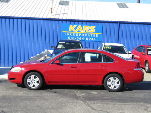 2008 Chevrolet Impala  - Kars Incorporated