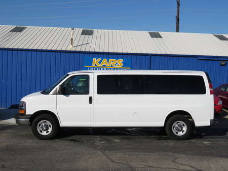 2013 Chevrolet Express Passenger 3500 LT 15 passenger for Sale  - D90969P  - Kars Incorporated