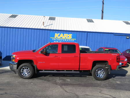 2015 Chevrolet Silverado 2500HD LT 4WD Crew Cab for Sale  - F25959P  - Kars Incorporated
