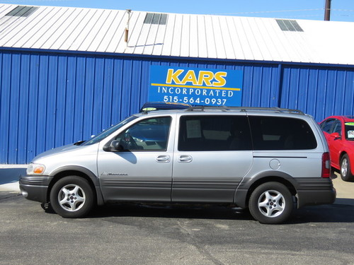2003 Pontiac Montana  - Kars Incorporated