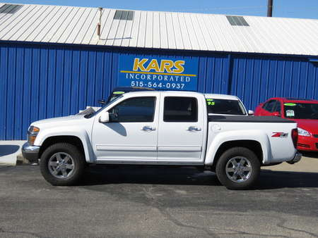 2012 Chevrolet Colorado LT w/2LT 4WD Crew Cab for Sale  - C60763P  - Kars Incorporated