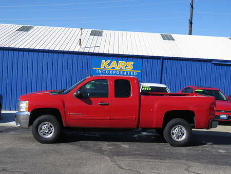 2009 Chevrolet Silverado 2500HD LT 4WD Extended Cab for Sale  - 933287  - Kars Incorporated