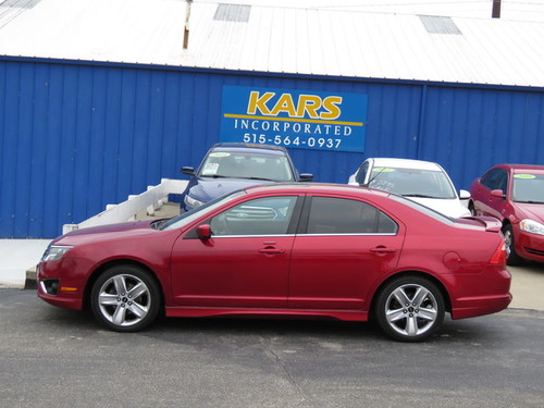 2012 Ford Fusion  - Kars Incorporated