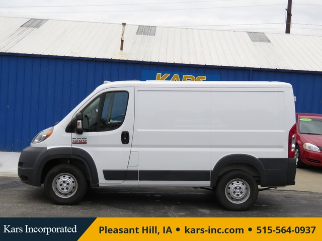 2016 Ram ProMaster Cargo Van  - Kars Incorporated
