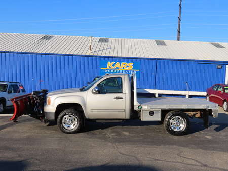 2008 GMC Sierra 2500HD SLE1 4WD Regular Cab for Sale  - 811944P  - Kars Incorporated