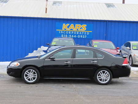 2015 Chevrolet Impala Limited LTZ for Sale  - F46631P  - Kars Incorporated