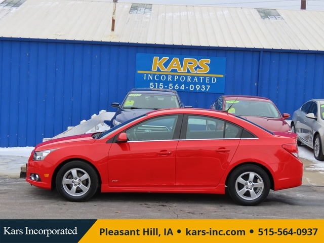 2014 Chevrolet Cruze 1LT  - E59211  - Kars Incorporated
