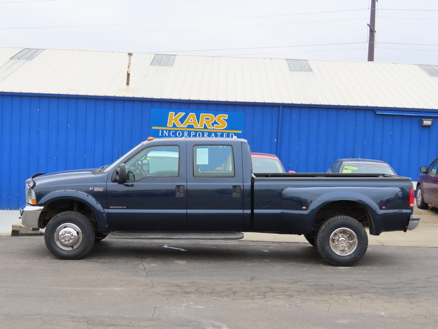 2002 Ford F-350 Super Duty  DRW 4WD Crew Cab  - 280850P  - Kars Incorporated