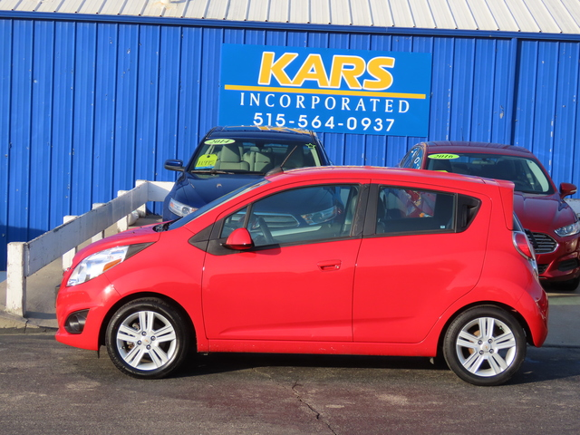2015 Chevrolet Spark LT  - F91322P  - Kars Incorporated