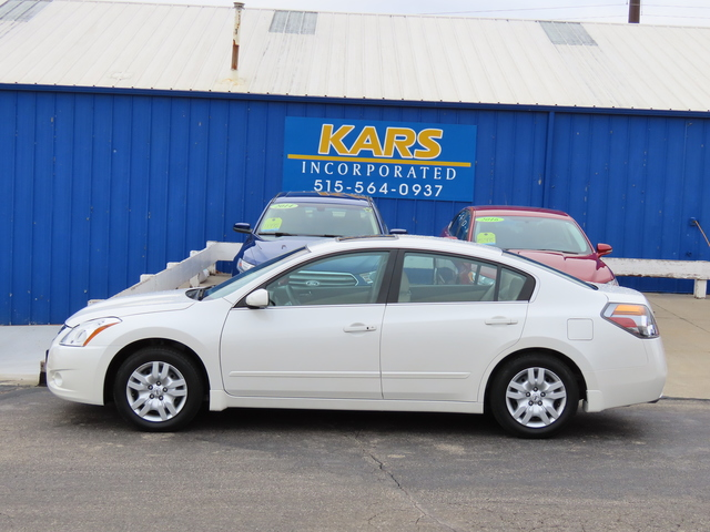 2010 Nissan Altima 2.5  - A25500P  - Kars Incorporated