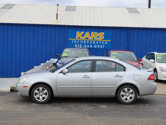 2007 Kia Optima LX  - 731129P  - Kars Incorporated