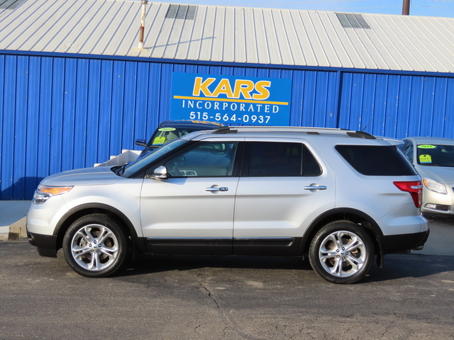 2015 Ford Explorer Limited 4WD  - F04030  - Kars Incorporated
