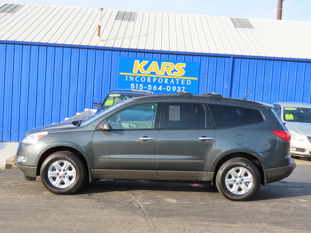 2011 Chevrolet Traverse LS  - B06821  - Kars Incorporated