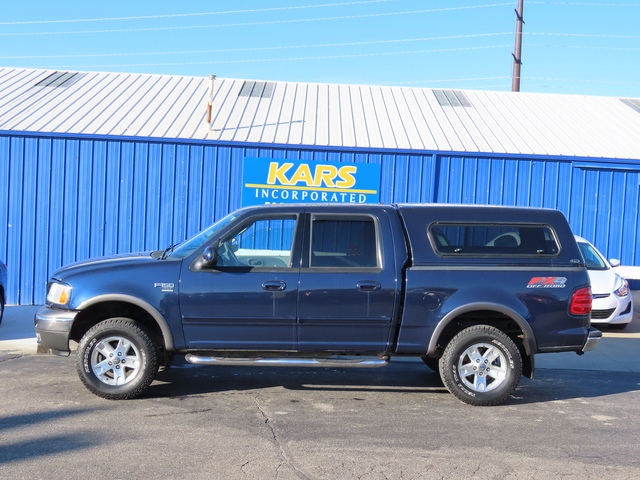 2003 Ford F-150 4WD SuperCrew  - 374738P  - Kars Incorporated