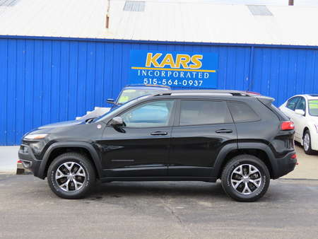 2014 Jeep Cherokee Trailhawk 4WD for Sale  - E98453  - Kars Incorporated