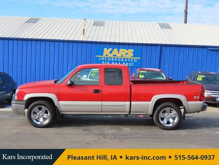 2004 Chevrolet Silverado 1500 4WD Extended Cab for Sale  - 418576P  - Kars Incorporated