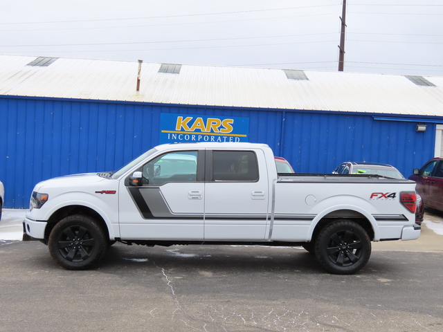 2014 Ford F-150 4WD SuperCrew  - E96099P  - Kars Incorporated