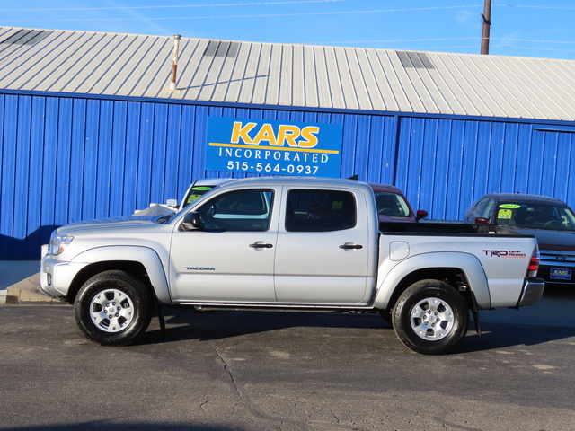 2012 Toyota Tacoma 4WD  - C98582P  - Kars Incorporated