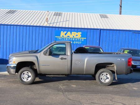 2009 Chevrolet Silverado 2500HD Work Truck 4WD Regular Cab for Sale  - 922854P  - Kars Incorporated