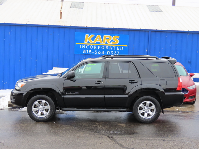 2008 Toyota 4Runner 4WD  - 823976P  - Kars Incorporated