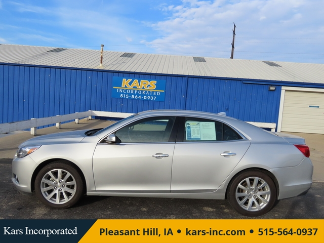 2014 Chevrolet Malibu LTZ  - E84608P  - Kars Incorporated