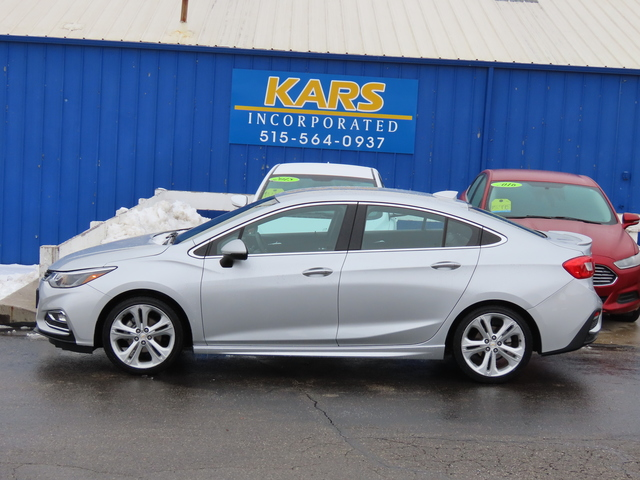 2017 Chevrolet Cruze  - Kars Incorporated