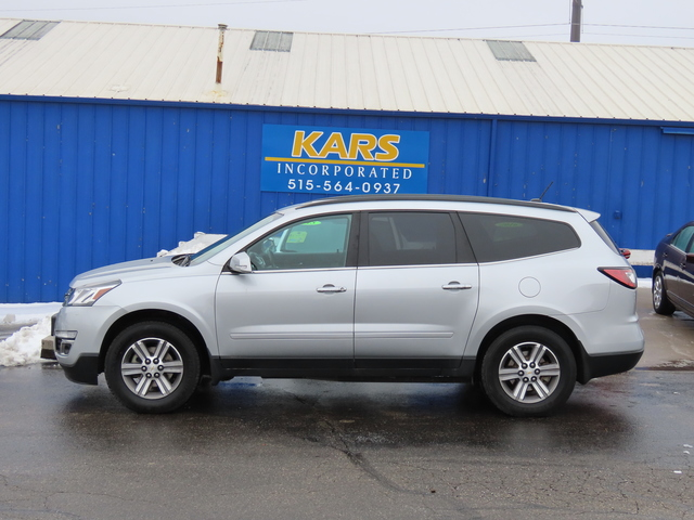 2015 Chevrolet Traverse LT AWD  - F73316  - Kars Incorporated