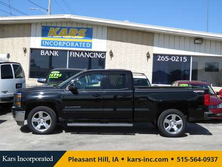 2015 Chevrolet Silverado 1500 LT 4WD for Sale  - F58076D  - Kars Incorporated