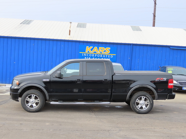 2008 Ford F-150 4WD SuperCrew  - 838269P  - Kars Incorporated