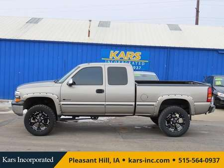1999 Chevrolet Silverado 1500 LS 4WD Extended Cab for Sale  - X40776P  - Kars Incorporated