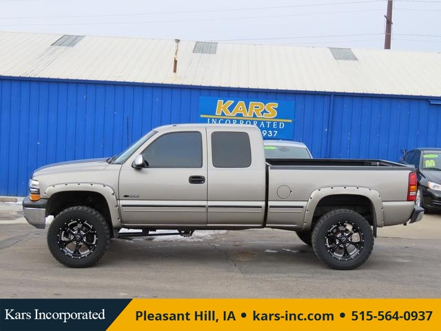 1999 Chevrolet Silverado 1500 LS 4WD Extended Cab  - X40776P  - Kars Incorporated