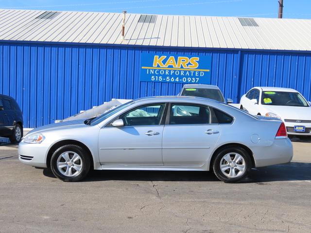 2013 Chevrolet Impala LS  - D65556  - Kars Incorporated