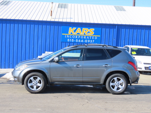 2005 Nissan Murano SL AWD  - 501445  - Kars Incorporated