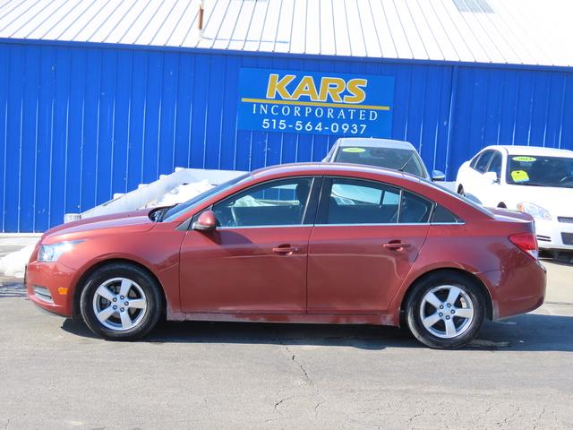 2012 Chevrolet Cruze LT w/1FL  - C60677  - Kars Incorporated