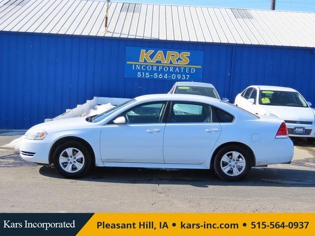 2013 Chevrolet Impala LS  - D65233  - Kars Incorporated